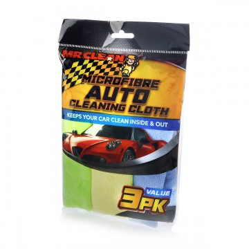 MICROFIBRE AUTO CLEANING CLOTH