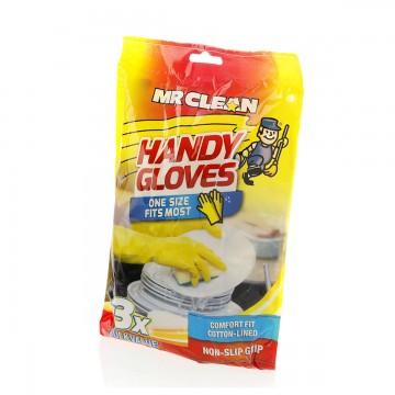 HANDY GLOVES 1 PAIR - MEDIUM